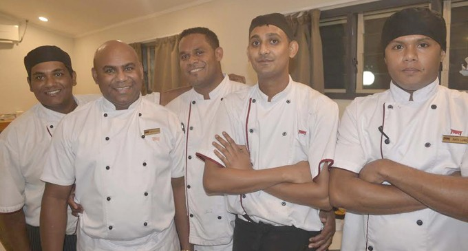 Tanoa Group Salon Culinaire Competition kicks off on Friday