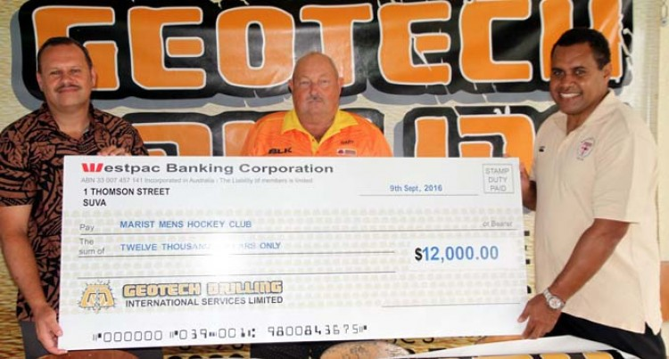 $12,000 Boost For Marist Hockey