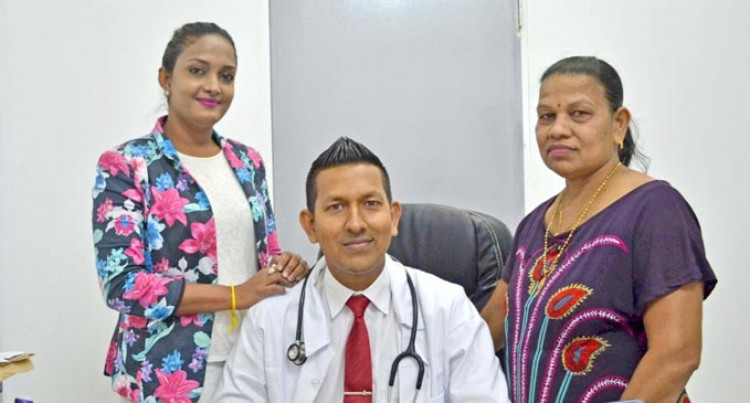 Labasa Doctor Aims To Help His Hometown