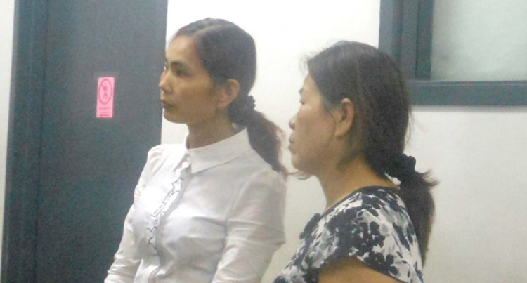 Duo Plead Guilty To Over $150k Theft, Remanded