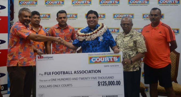 $125,000 For Courts IDC Battle