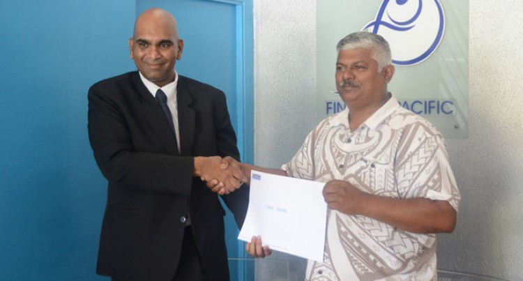 Finance Pacific Backs Suva Football