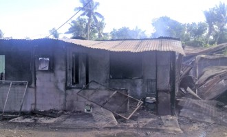 Man Survives House Fire In Lautoka