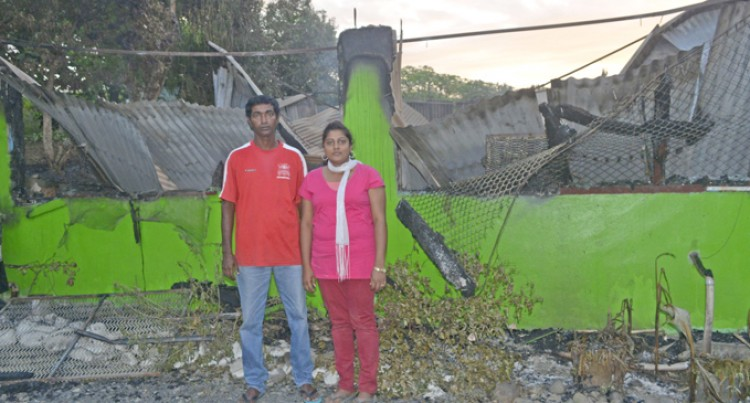 Eleven Homeless After Morning Fire