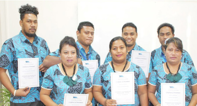 Seven Regional Students Graduate From AFL Aviation Academy
