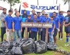 Niranjans Joins With Suzuki Cleanup Campaign