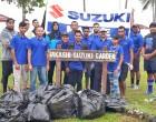 Niranjans Joins With Suzuki Cleanup Campaign