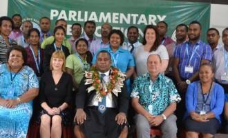 Teachers Undergo Parliamentary Education Training