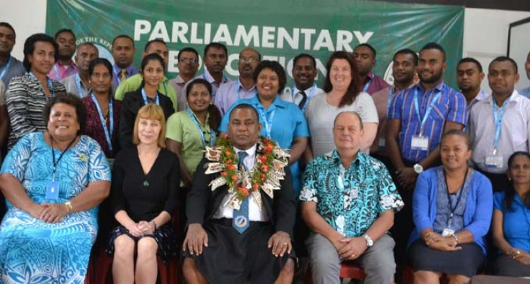 Teachers Undergo Parliamentary Education Training