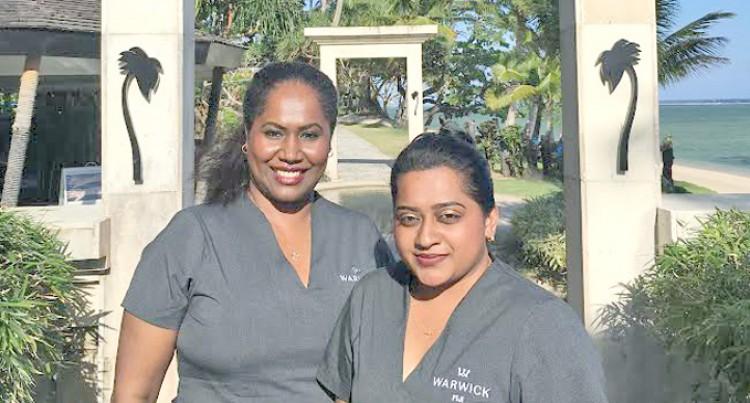 Warwick Fiji Spa Employees Win Pevonia Annual Awards