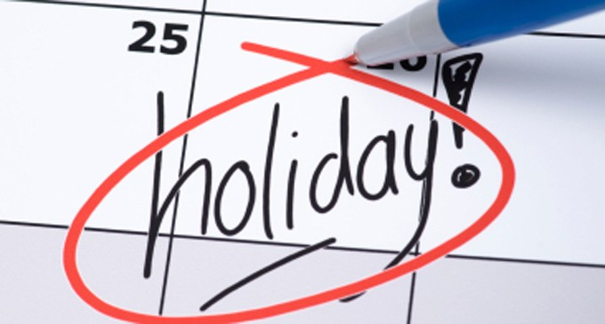 Government Approves 2017 PUBLIC HOLIDAYS