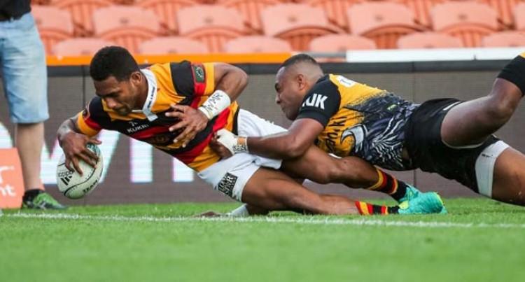 Reece Scores 2 For Waikato