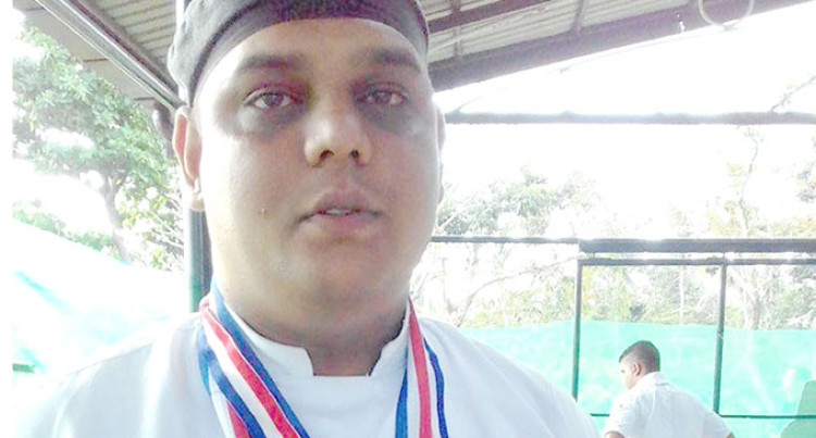 Sharma Wins Top Chef award