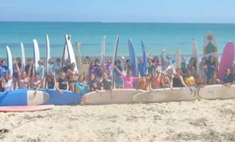 Kids Surfing Series Next On List