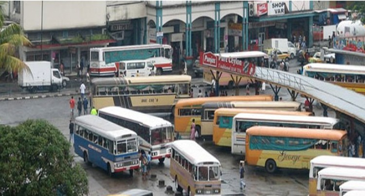 'Bus Mishaps On Decline'