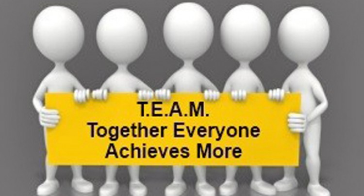 Team Bonding Crucial
