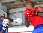 Interformation Boxing Competition Officially Opened