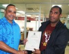 Tukula Rewarded For Bravery
