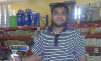 Saheel Shops Alone