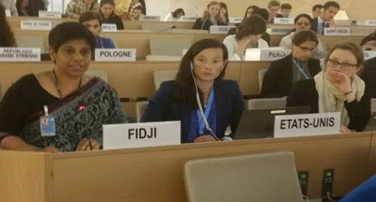 Fiji Participates In 33RD Session Of UN Human Rights Council