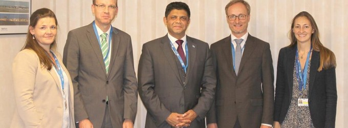 A-G Participates In Aviation Climate Change Negotiations
