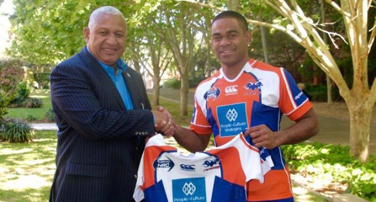 Huge Step Forward: PM Bainimarama