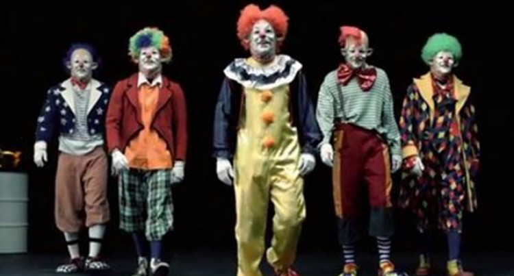 Police Warn Against Clowns Movement