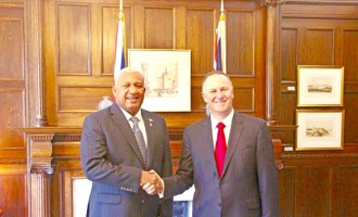 Key: Fiji's Ties With Russia 'Not Unreasonable'