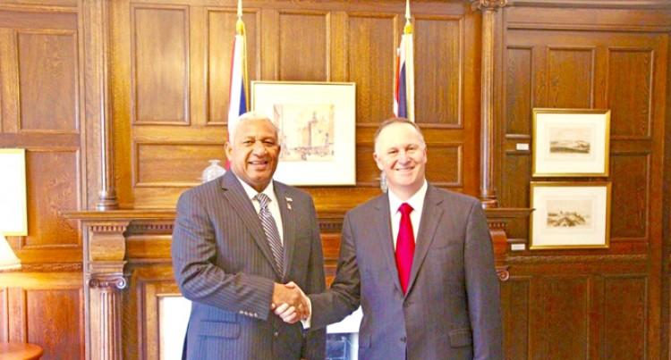 Key: Fiji's Ties With Russia 'Not Unreasonable'