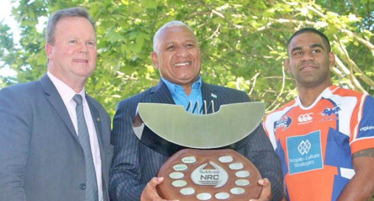 Historic Rugby Deal For Fiji