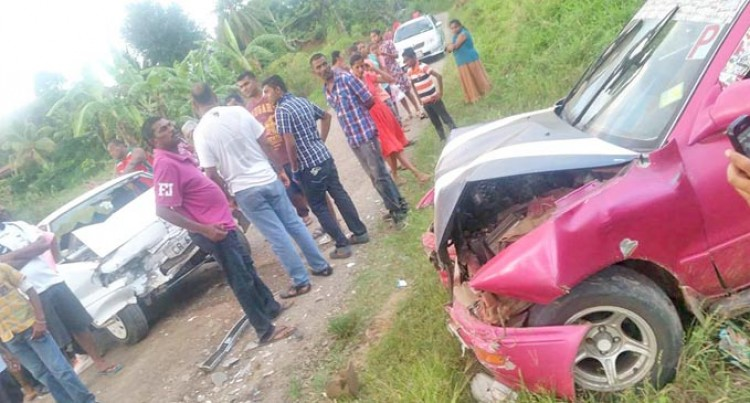 Accident Lands Two In Labasa Hospital
