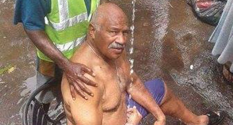 Rabuka Testifies To  The Power Of Belief