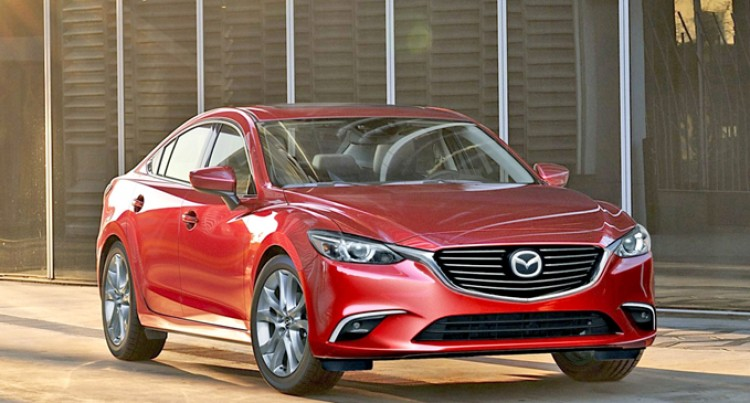 Mazda6 – The Pure Form Of Efficiency