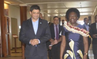 World Bank Vice President For East Asia, Pacific To Discuss Further Support For Fiji