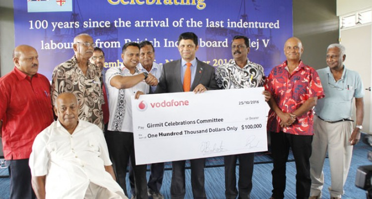 A-G Hails Hard Work Of Our Girmitiyas
