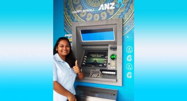 ANZ Unveils Diwali ATMs Across Fiji
