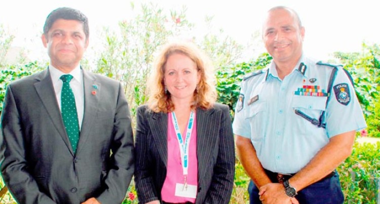Fiji Seeks Closer Ties With UK Law Enforcement Agencies