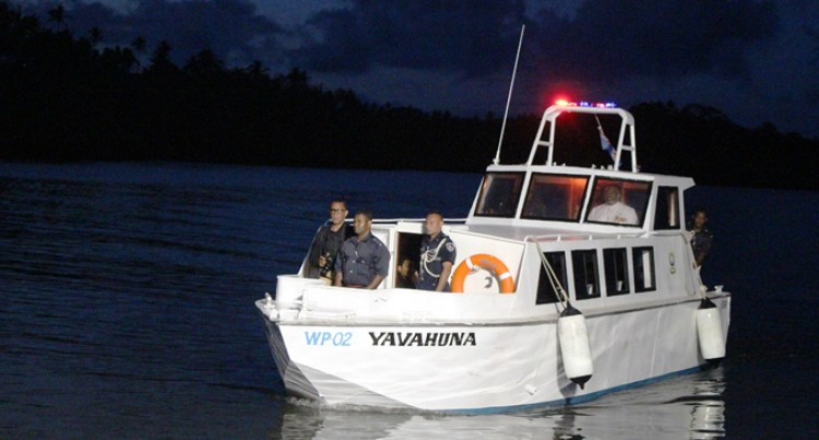 Yavahuna Deployed For Services In Big Bau funeral