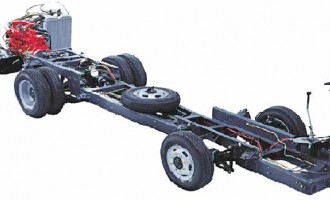 All Round Satisfying Bus Chassis From Hino