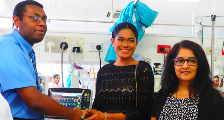 My daughter inspired me: Pageant manager
