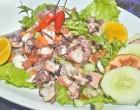 Octopus In Coconut Salsa @ Deja Vu