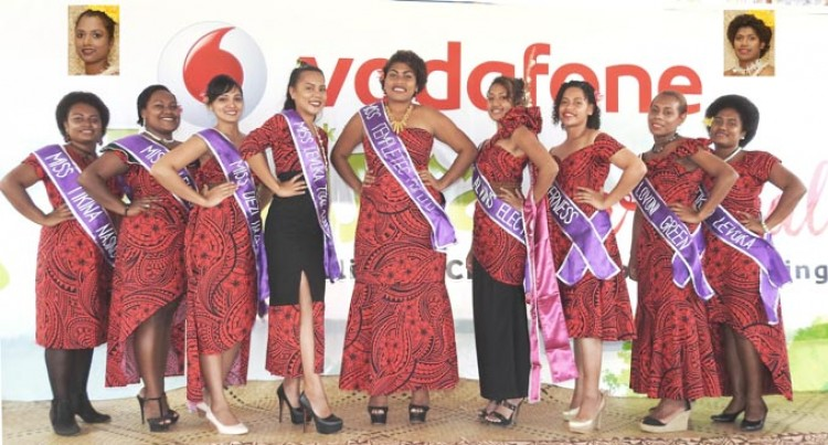 Vodafone Back To Levuka  Carnival Helps Ovalau Districts
