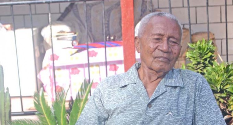 War Veteran: I Helped Raise Flag On Independence Day