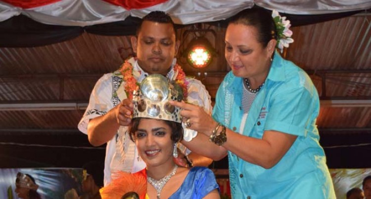Dean Named First Miss Vodafone Hidden  Paradise Savusavu Queen