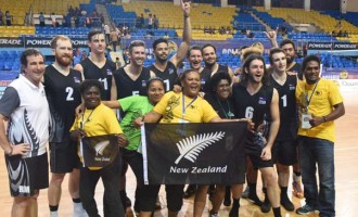 Kiwis Dominate