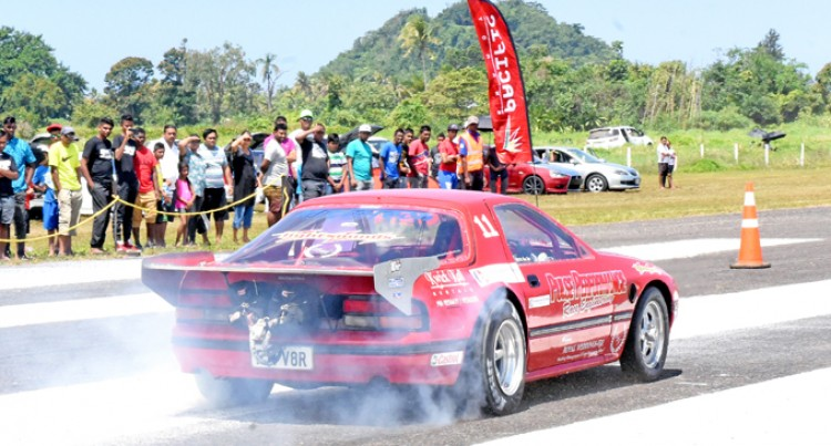 Nair Wins His Third Overall Drags Title