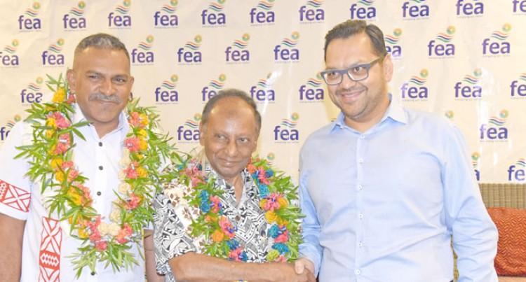 FEA Board Farewell Nizam-ud-Dean