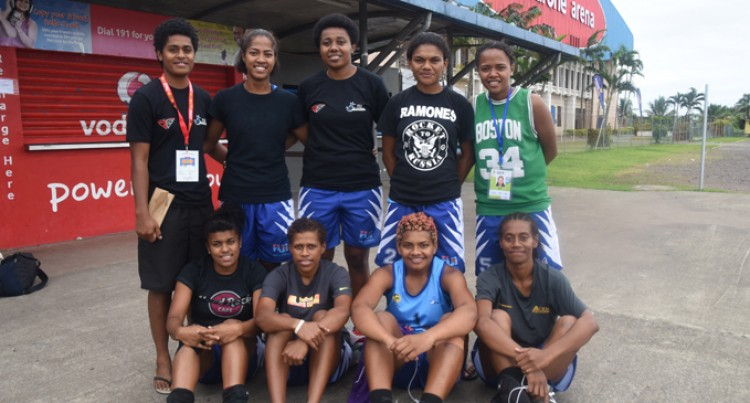Fiji Women In Semis