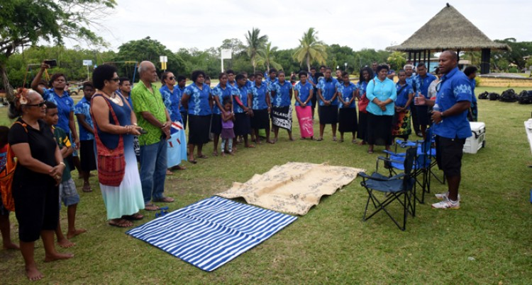 Fijiana XV Family Day