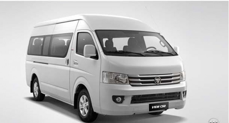 Foton 16-Seater High Roof People Mover